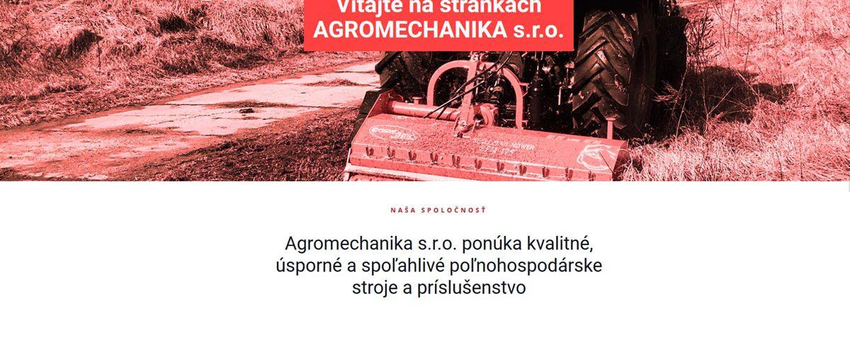 Agromechanika.sk - agromechanika new design 2019