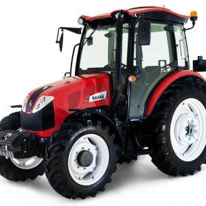 sezona orby - traktor basak 2075 plus v plnej výbave