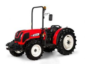 sezona orby - traktor basak 2080 bez kabíny