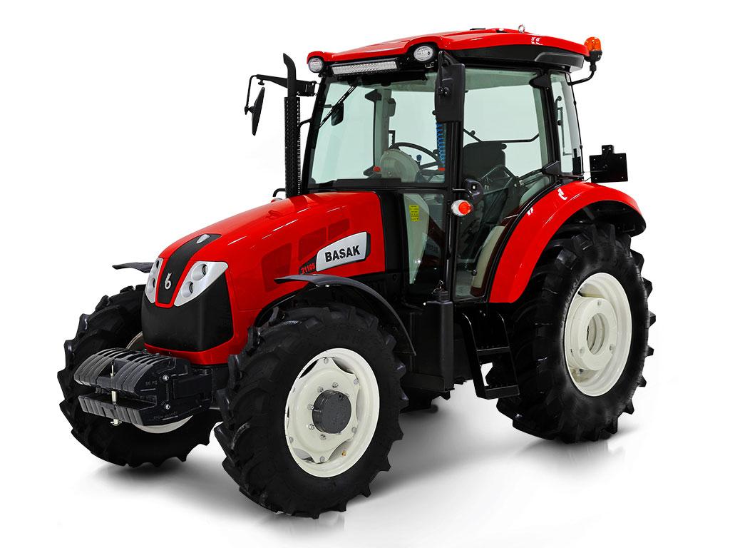 Prémiové traktory BAŠAK 2110 - Agromechanika s.r.o.
