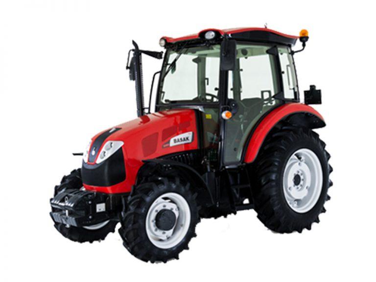 sezona orby - traktor basak 2060 s kabinou