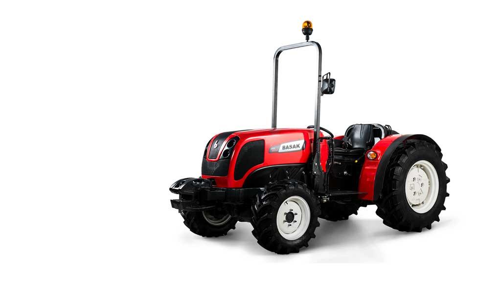 Traktor BAŠAK 2060 bez kabíny