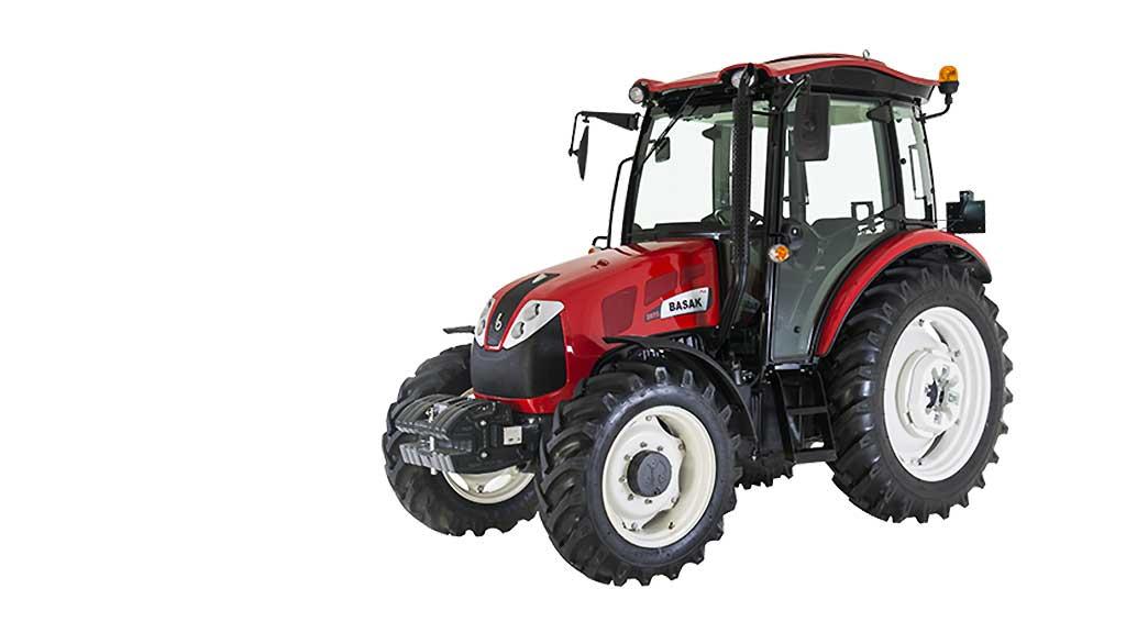 Turecký traktor BAŠAK 2075 PLUS