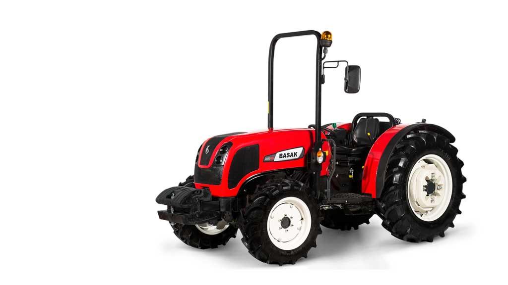 Traktor BAŠAK 2080 bez kabíny