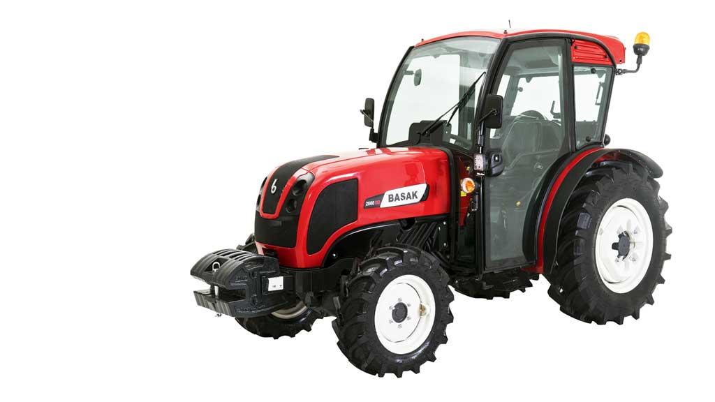 Traktor BAŠAK 2080 s kabínou