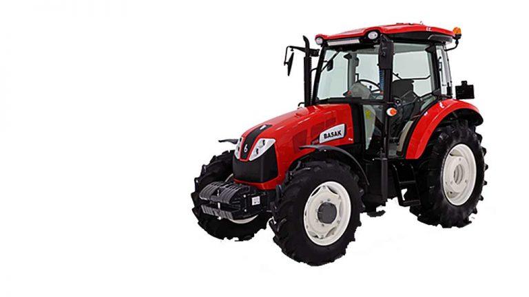 Turecký traktor BAŠAK 2110