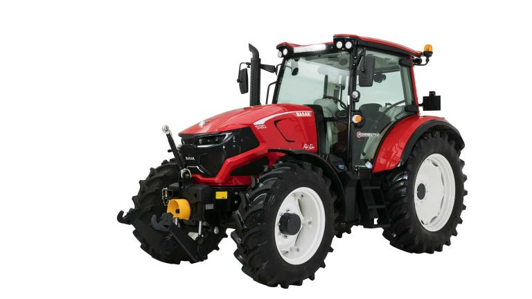 Prémiový traktor BAŠAK 5120 v ponuke