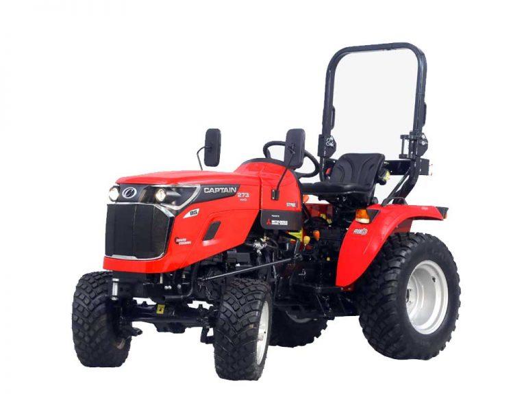 Agromechanika s.r.o. – traktory, malotraktory a príslušenstvo za traktor pre sady a vinice