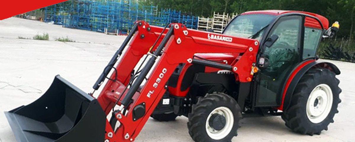traktor basak s nakladacom - agromechanika.sk