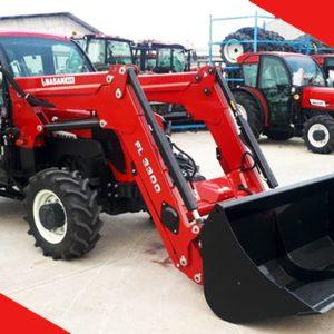traktor basak s celnym nakladacom - agromechanika.sk