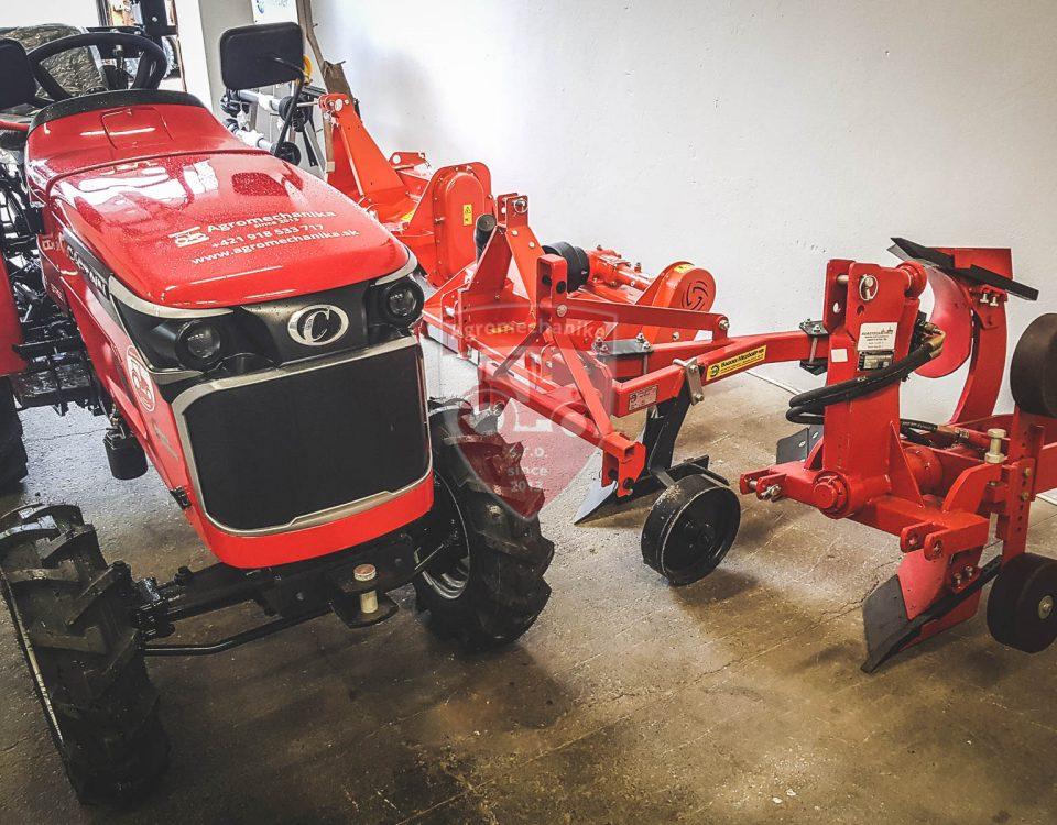 Najlepsi malotraktor na trhu - Malotraktor CAPTAIN 273 v Agromechanika s.r.o.