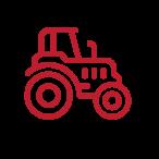 agromechanika ikona traktor basak