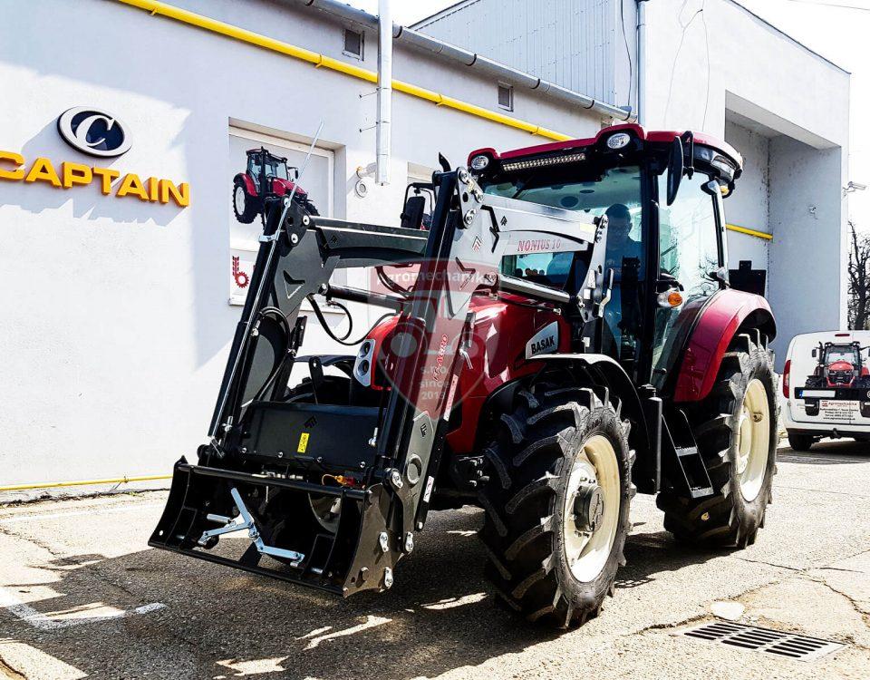 celne nakladace traktory basak - agromechanika