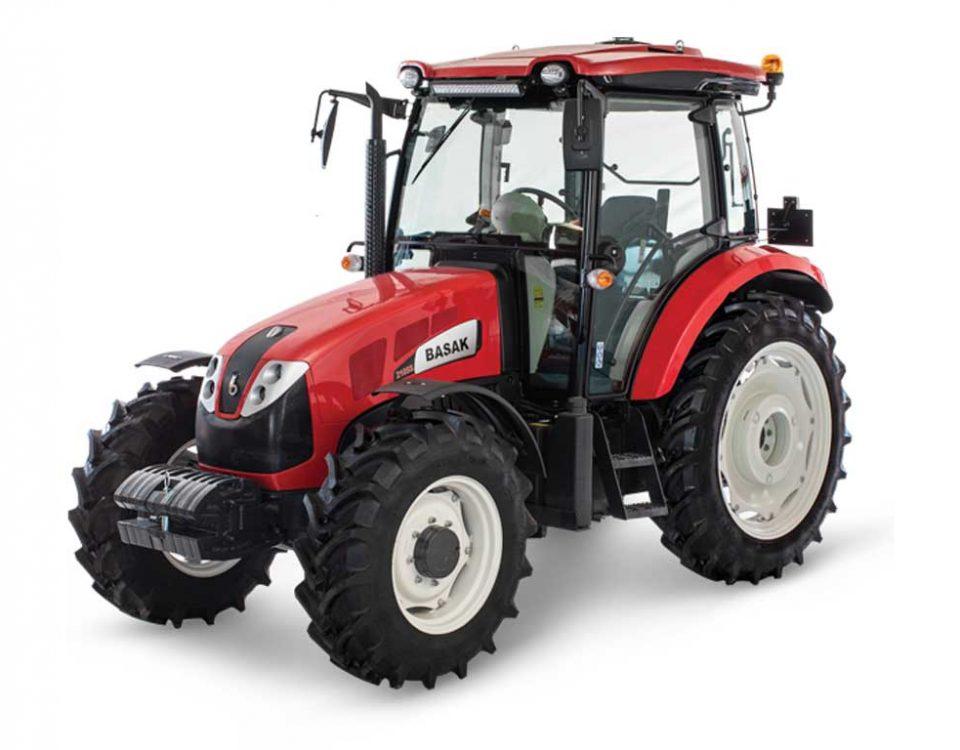 traktor bašak 2105S - agromechanika s.r.o.